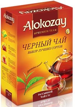 Среднелистовой чай FBOP