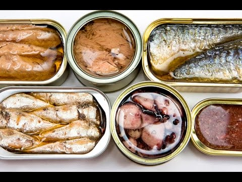 Запрещен ввоз рыбных консервов из Польши