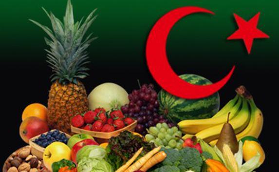 Через десять дней Россия и Турция решат вопрос о запрете на импорт турецких продуктов