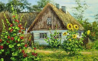 Загородная дача в Подмосковье