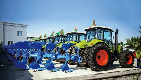 В Нижегородской области на сельхозпредприятиях в 2016 году будет обновлен машинно-тракторный парк.